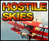 Hostile Skies - Play Free Online Games