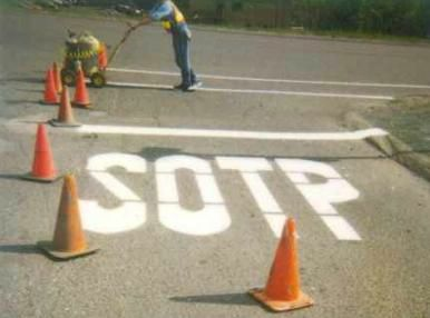 Stop Signboard Problem - Funny Pictures and Images