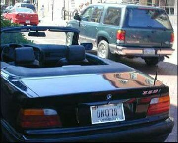 The owner of this car - Funny Pictures and Images