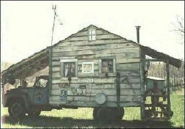 The mobile house - Funny Pictures and Images