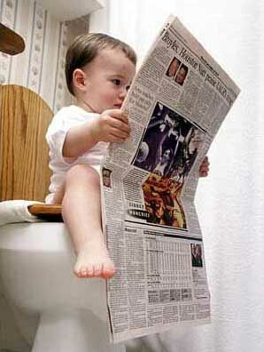 Little Reader - Funny Pictures and Images