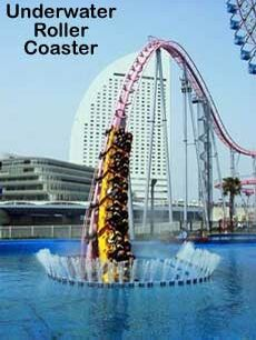 Water coaster - Funny Pictures and Images