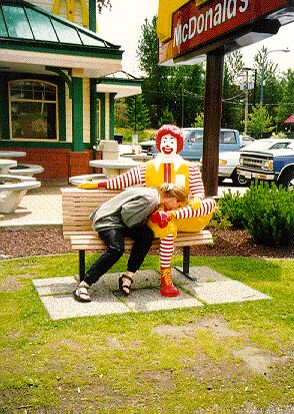 Happy Ronald - Funny Pictures and Images