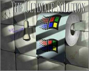 The Ultimate Solution - Funny Pictures and Images