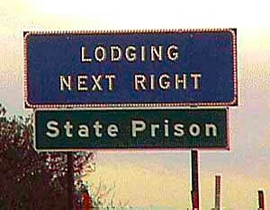 State lodging - Funny Pictures and Images
