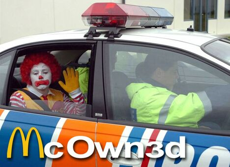 Go to McJail - Funny Pictures and Images