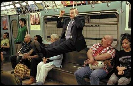 Spicing up the commute - Funny Pictures and Images
