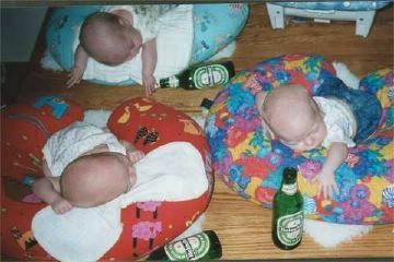 Sleeping Babies - Funny Pictures and Images