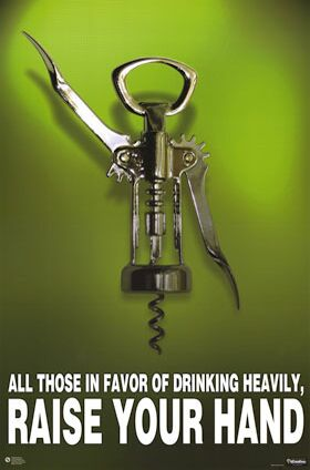 Do you want to drink heavily? - Funny Pictures and Images
