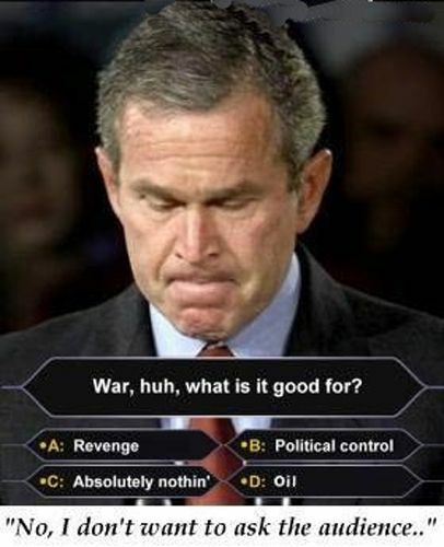 War, What is it good for? - Funny Pictures and Images