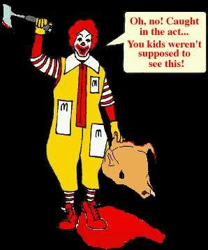 Ronald's Act - Funny Pictures and Images