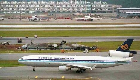 Change of flight - Funny Pictures and Images