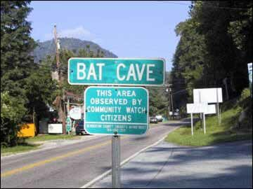 The real bat cave - Funny Pictures and Images