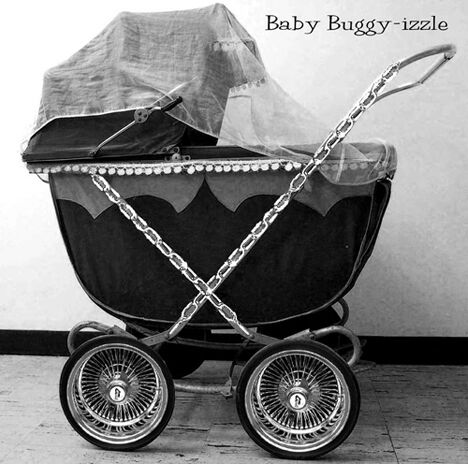Tough Baby Buggy - Funny Pictures and Images