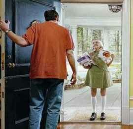 An old girl scout - Funny Pictures and Images