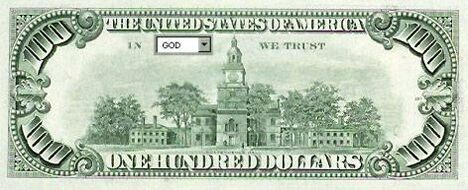 In God We Trust - Funny Pictures and Images