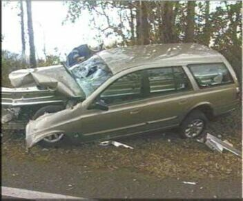 Car Crash - Funny Pictures and Images
