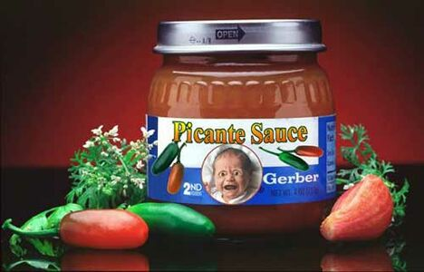 Picante Sauce - Funny Pictures and Images
