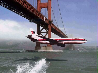 Amazing Aeroplane Altitude - Funny Pictures and Images