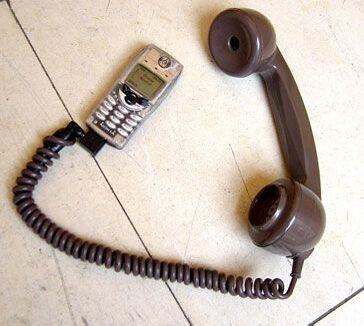 Cellphone Sound Too Low? - Funny Pictures and Images