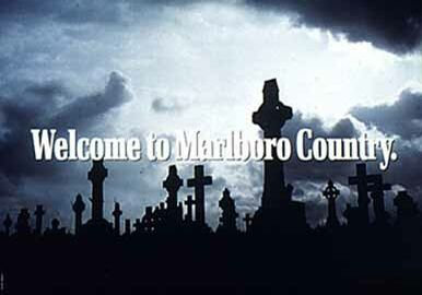Marlboro Country - Funny Pictures and Images