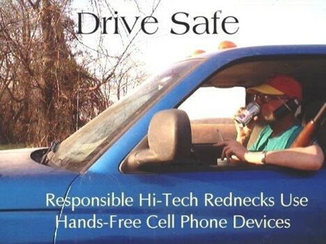 Responsible Redneck - Funny Pictures and Images