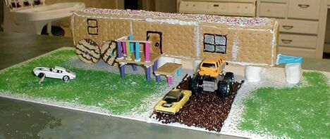 Redneck Cake - Funny Pictures and Images