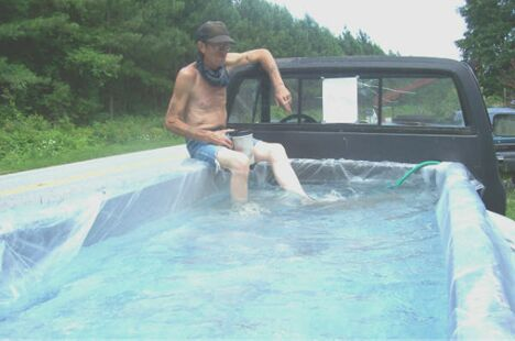 Portable pool - Funny Pictures and Images
