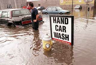 Car wash anyone? - Funny Pictures and Images