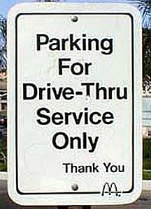 Parking or No Parking? - Funny Pictures and Images